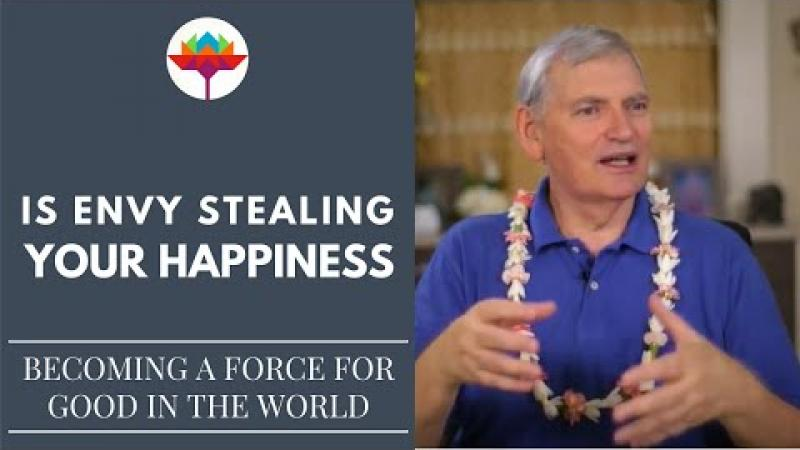 Is Envy Stealing Your Happiness? | Acharya Das | Science of Identity Foundation
