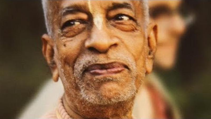 The Matchless Gift ~ Mahamantra Chanted by Srila Bhaktivedanta Swami Prabhupada